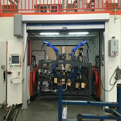焊接防护房