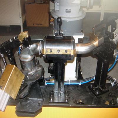 排气管焊接工装